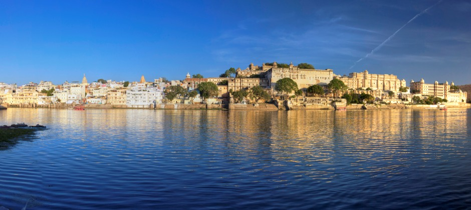 Udaipur: Full Day Sightseeing Tour