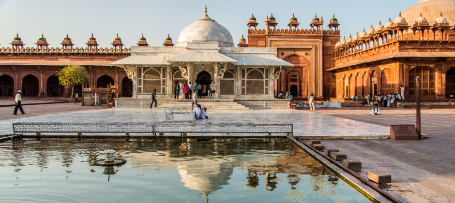 Agra - Fatehpur Sikri: Sightseeing Tour - Jaipur (250 KMS/ 4hrs)