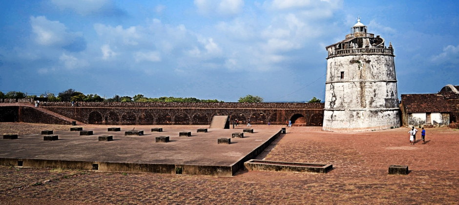North Goa: Sightseeing