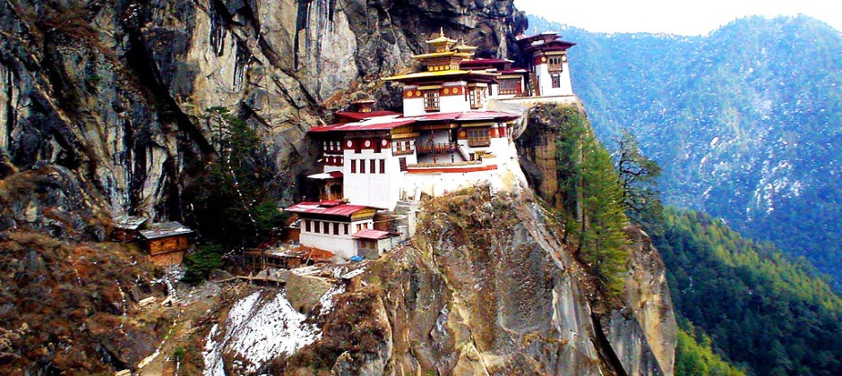 Arrive Paro - Thimpu  (65 kms /1.15 hrs )