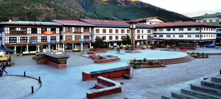 Thimpu: Sightseeing Tour
