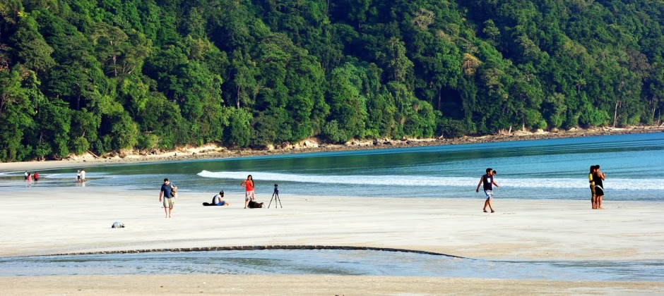 Havelock Island- Port Blair: City tour