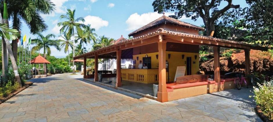 Goa - Deevaya Ayurvedic Spa and Resort  ( 10 Kms/30 Min )