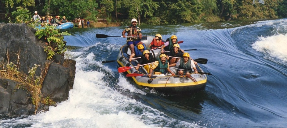Dandeli: White Water Rafting (Optional)