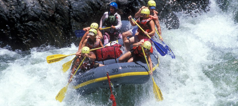 Kolad:River Rafting (Optional)