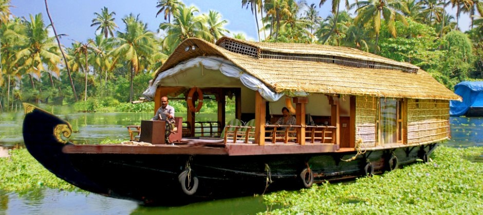 Varkala: Backwater Cruise