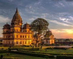 Madhya Pradesh + Taj