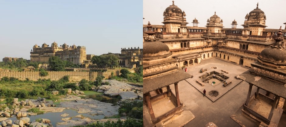 Orchha: Sightseeing – Khajuraho (160 KMS/4hours)