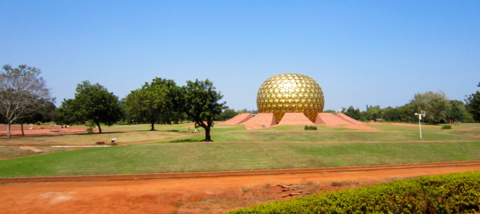 Auroville: Sightseeing