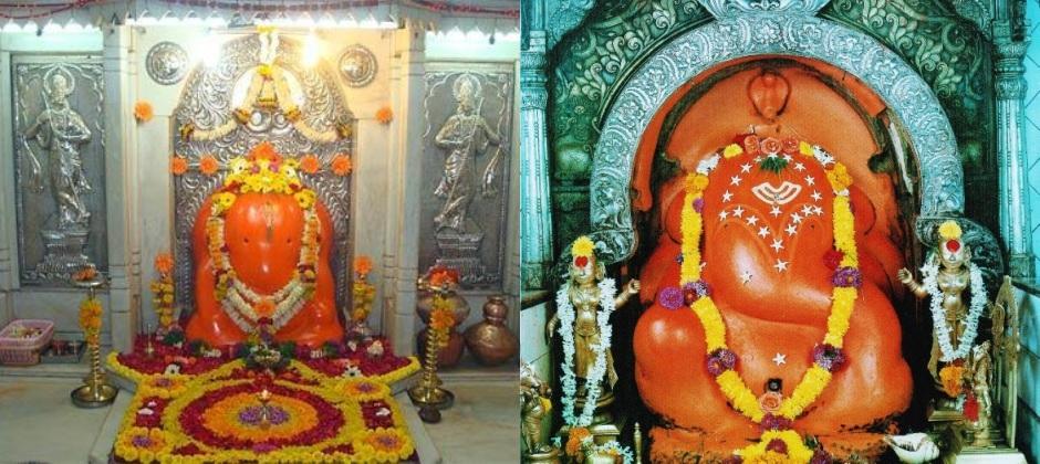Mumbai – Pune: Visit Varad Vinayak, Ballaleshvara & Maha Ganpati