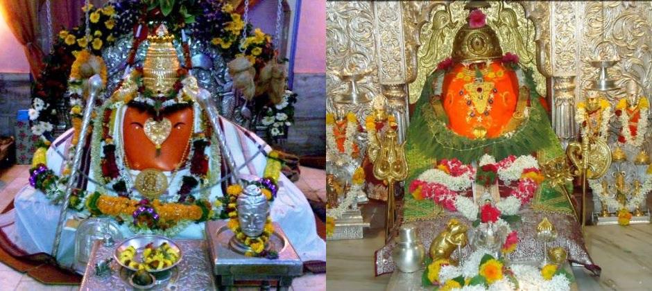 Pune: Visit: Chintamani, Sidhivinayak & Moreshwar Temples