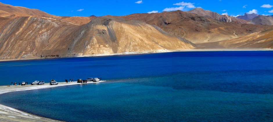 Excursion to Pangong Lake