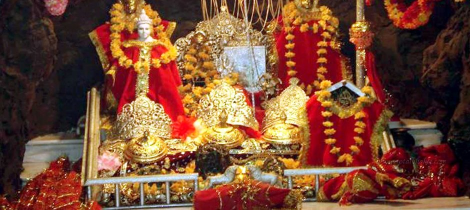 Katra-Bhavan:  Mata Vaishnodevi Temple (13.5kms)
