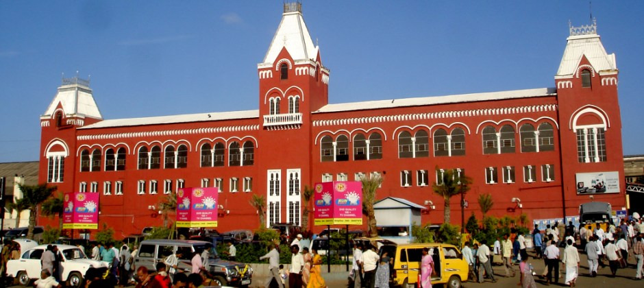 Arrive Chennai: City Tour