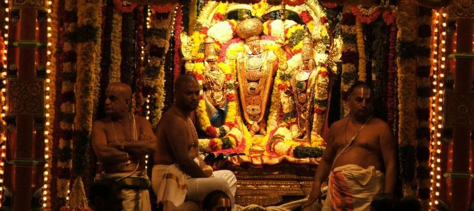 Tirupati: Balaji Darshan