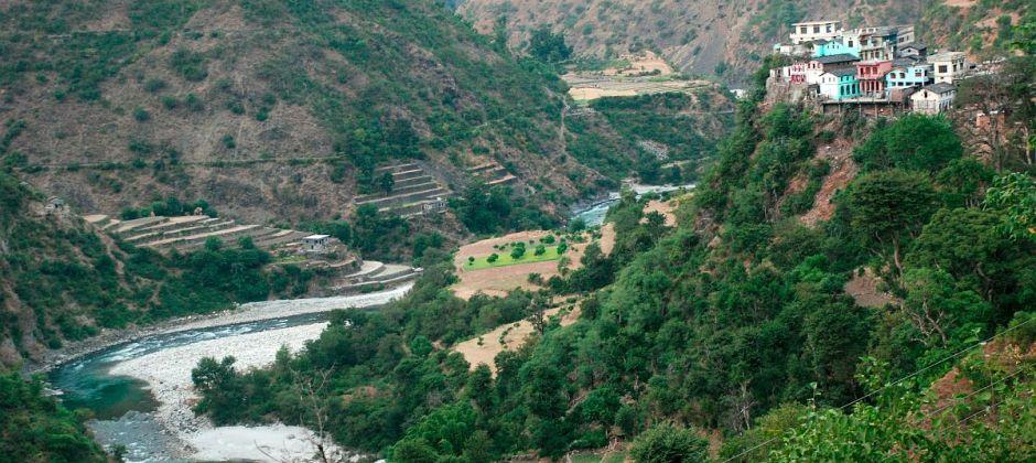 Haridwar - Barkot (230Kms/8Hrs)