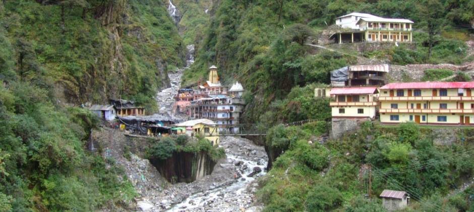 Barkot: Day Excursion To Yamunotri (40Kms/2Hrs)