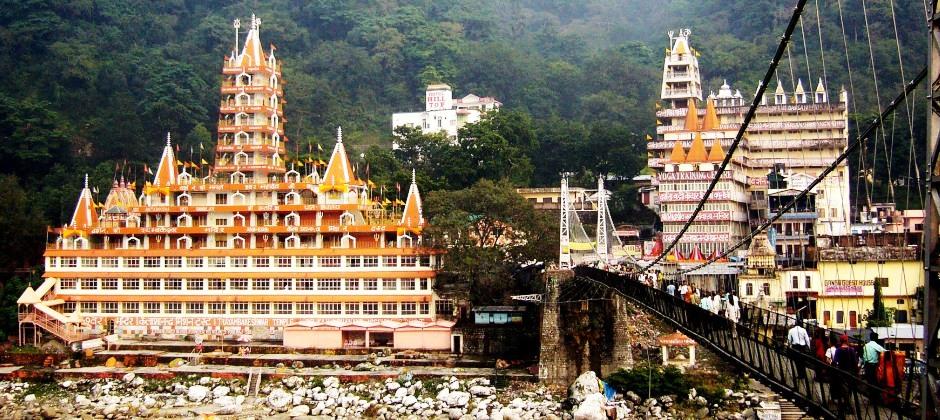Rudraprayag - Rishikesh – Haridwar (155 kms/7hrs)