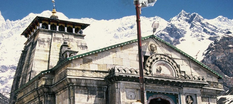 Guptkashi-Kedarnath (30kms by Road& 18kms Trek)