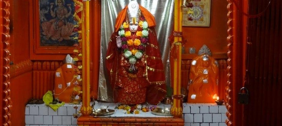Barkot – Uttarkashi: Temple Visit (100kms/4hr)