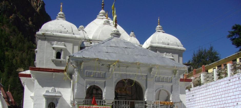 Uttarkashi - Gangotri - Uttarkashi (100kms/3-4 Hrs Each Side)