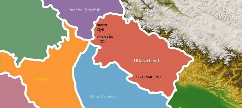 Do Dham: Gangotri & Yamunotri