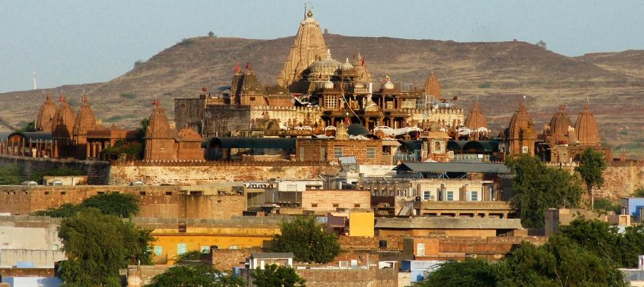 Jaisalmer: Visit Shri Osian Jain Temple (260 Kms /5hrs) - Jodhpur (70 Kms / 01.5hrs)