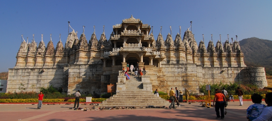 Jodhpur: Enroute Temple Visit - Ranakpur (162 Kms /03 Hrs - Anadra (130 Kms /03 Hrs)