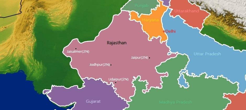 Derasars of Rajasthan