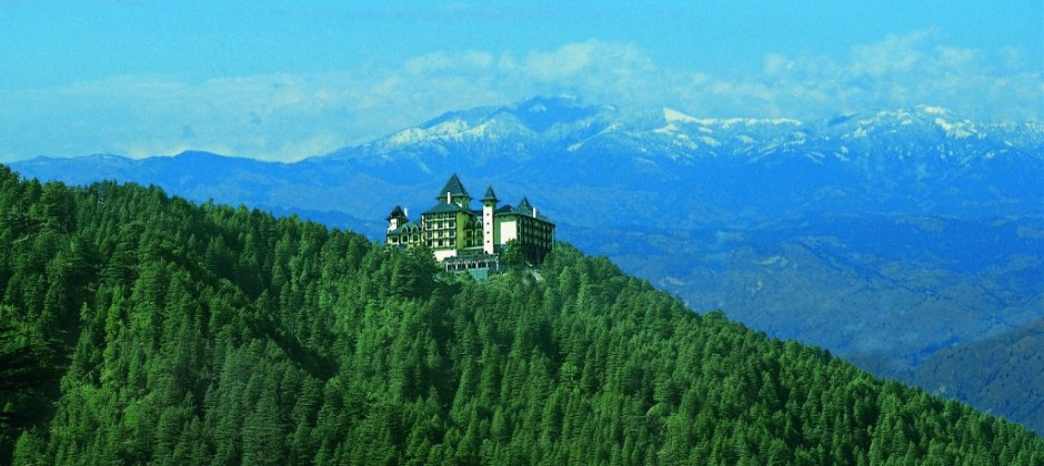 Shimla In Style (At The Oberoi Cecil)