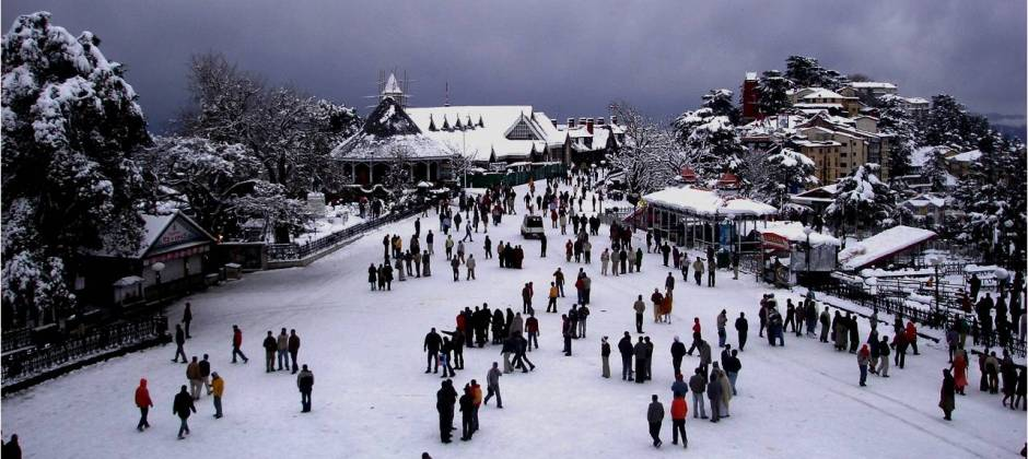 Chandigarh – Shimla (120 Kms/Approx. 4 Hours Drive)