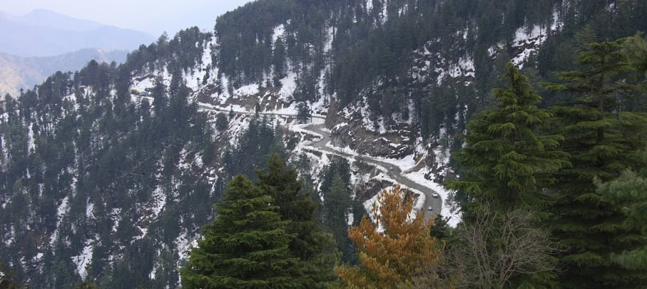 Shimla – Manali (272 Kms/Approx. 8 Hour Drive)