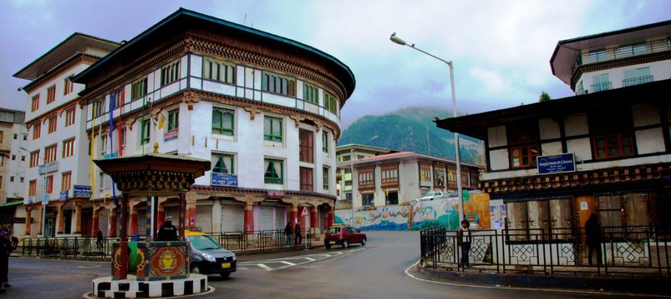 Phuentsholing - Thimphu.
