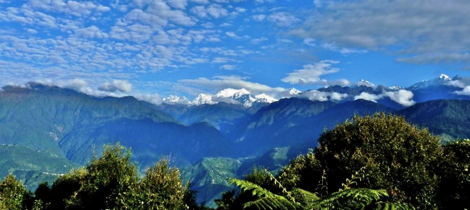 Gangtok: Sightseeing - Pelling