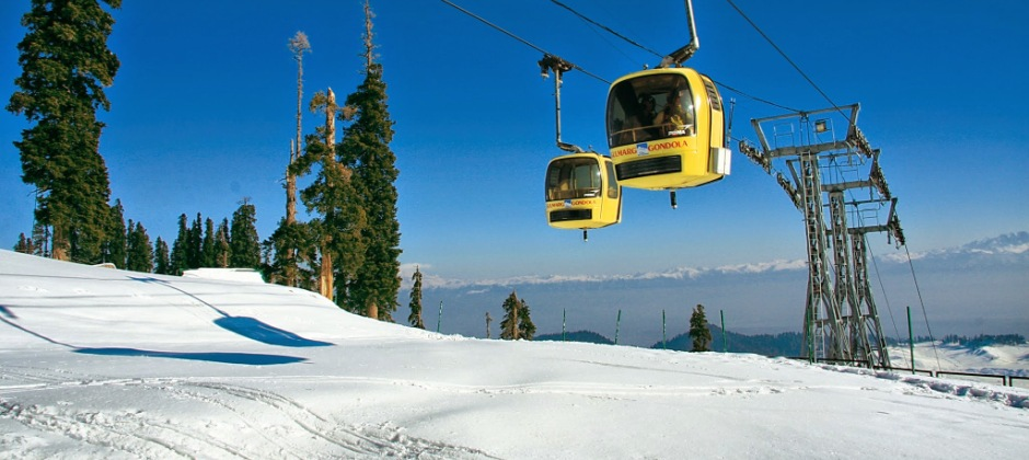 Gulmarg: Day at Leisure