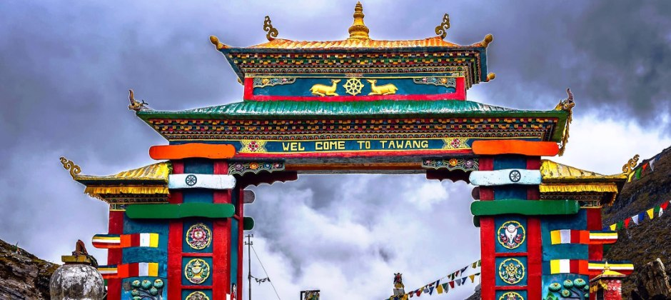 Bomdila – Tawang (12000ft) (185kms/7-8hrs Drive)