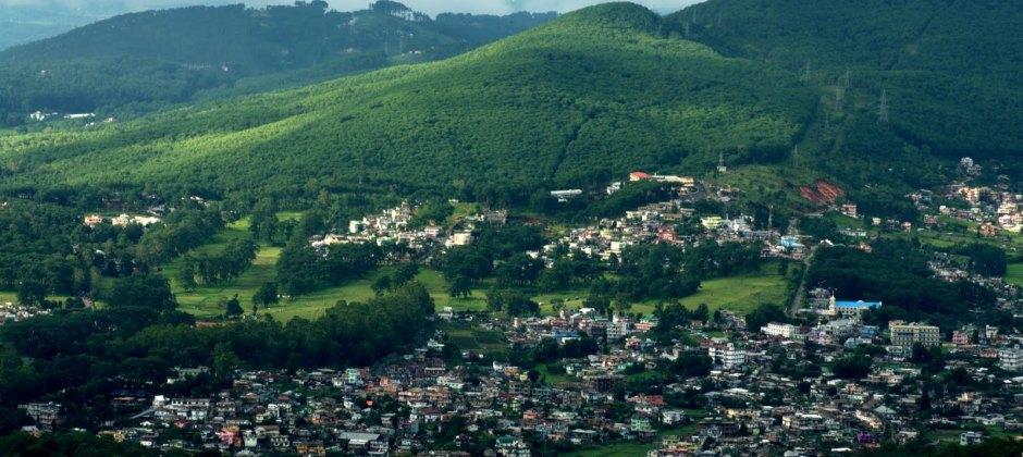 Tezpur-Shillong (244 Kms/6.5 Hrs)
