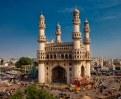 Hyderabad at the Falaknuma Palace
