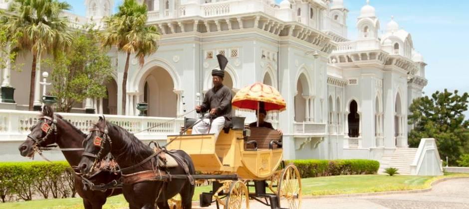 Hyderabad – Depart