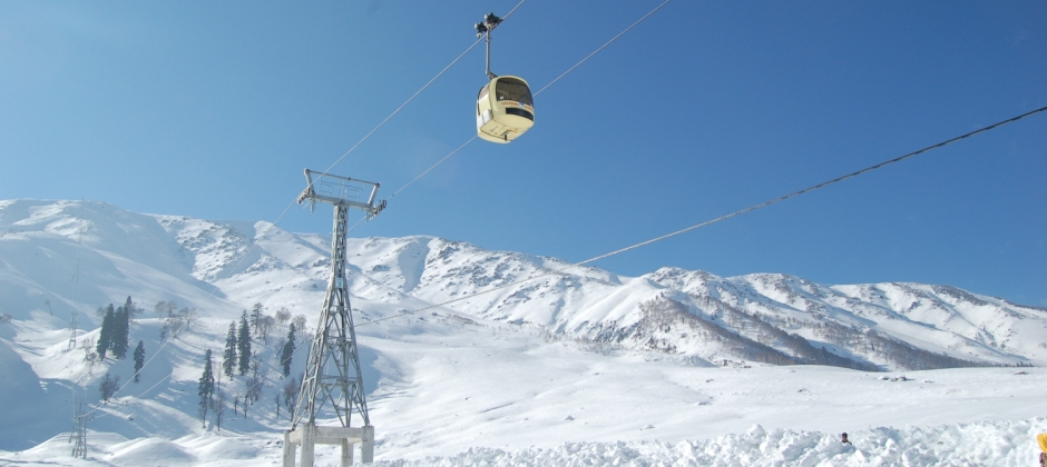 Srinagar: Full Day Excursion to Sonmarg (196 Kms)