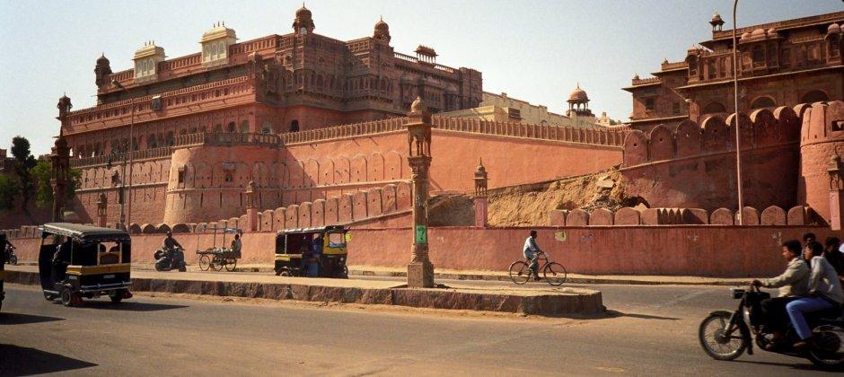 Jaipur – Bikaner (350Kms)