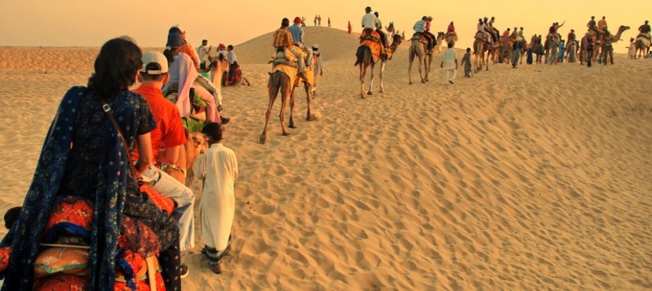 Bikaner – Jaisalmer (350Kms)
