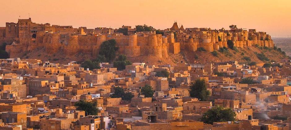 Jaisalmer – Jodhpur (300Kms)