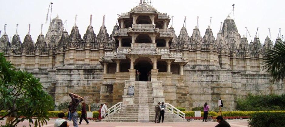 Jodhpur – Ranakpur - Mount Abu (300Kms)