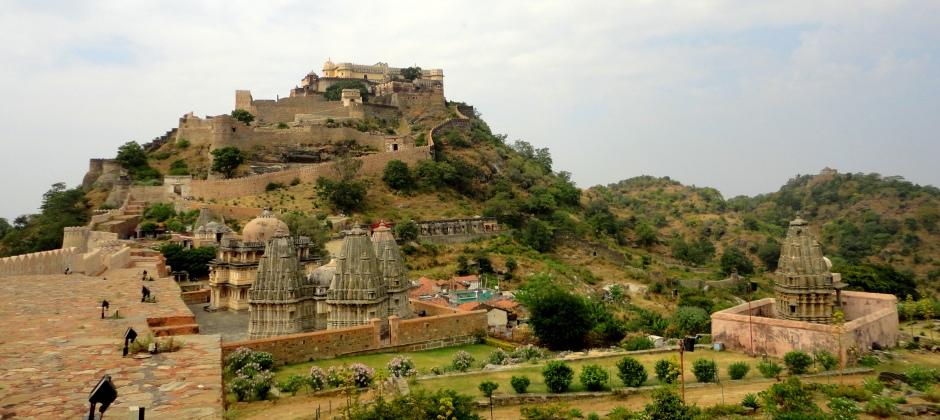 Mount Abu - Kumbhalgarh - Udaipur (250Kms)