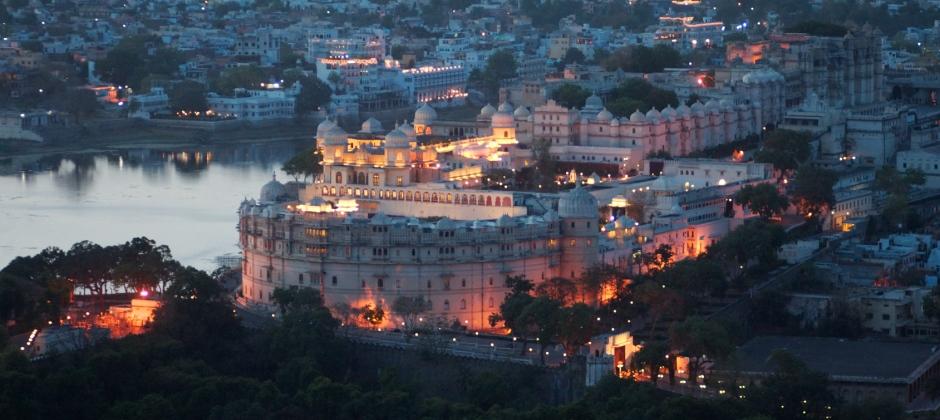 Depart Udaipur